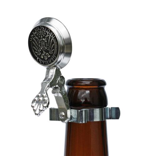 Germany Flat Beer Stein Lid for Beer Bottles
