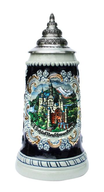 Neuschwanstein Souvenir Beer Stein
