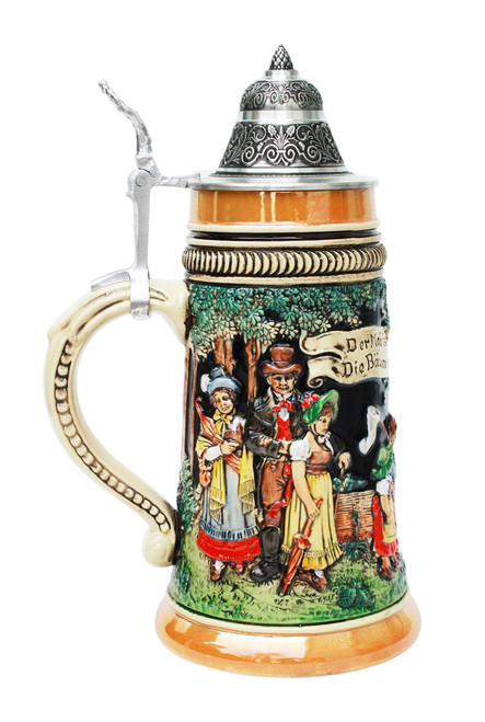 May Celebration Traditional Beer Stein