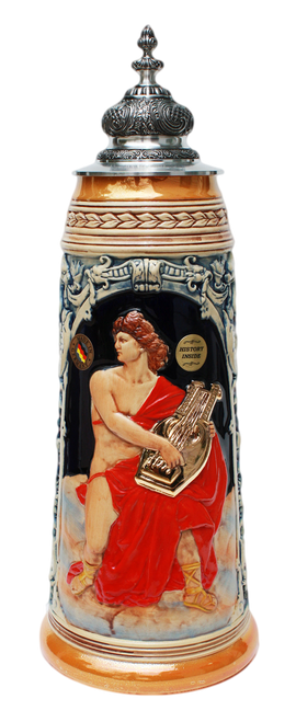 King Limitaet 2012 | Apollo Handpainted Beer Stein