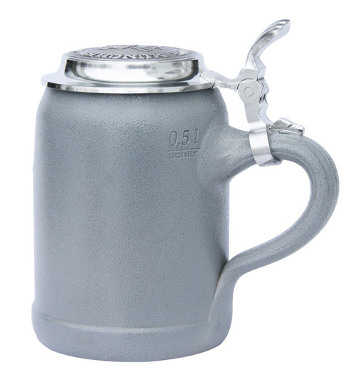 Traditional German Stoneware Beer Mug