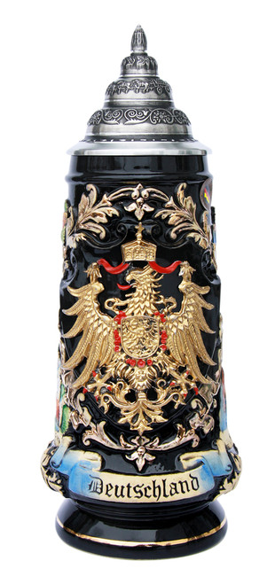 Gold Eagle Deutschland Panorama Beer Stein