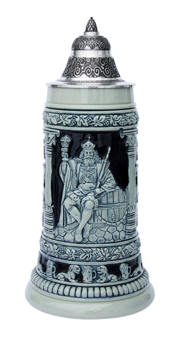 Gambrinus The Beer King Stein