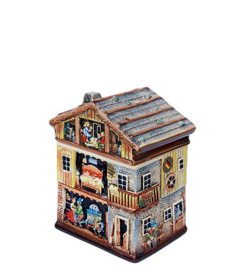 Alpine House 3D Beer Stein | 1 Liter
