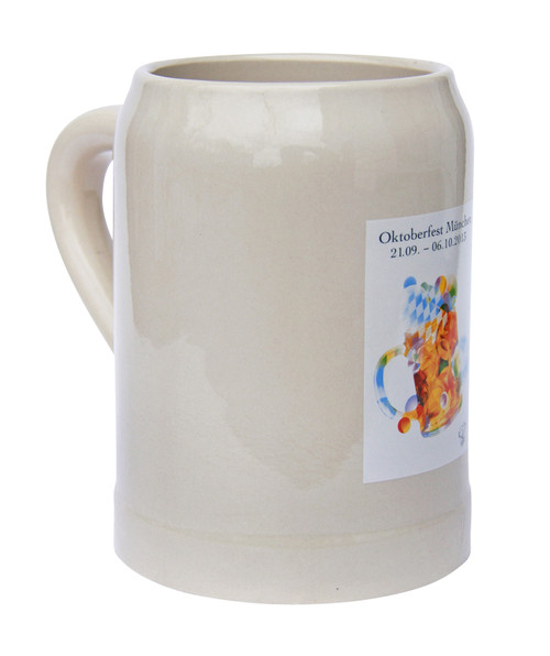 Official 2013 Oktoberfest Munich Beer Mug 0.5 Liter