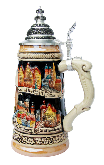 German Christmas Market Beer Stein