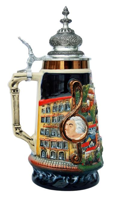 Mozart Salzburg Beer Stein