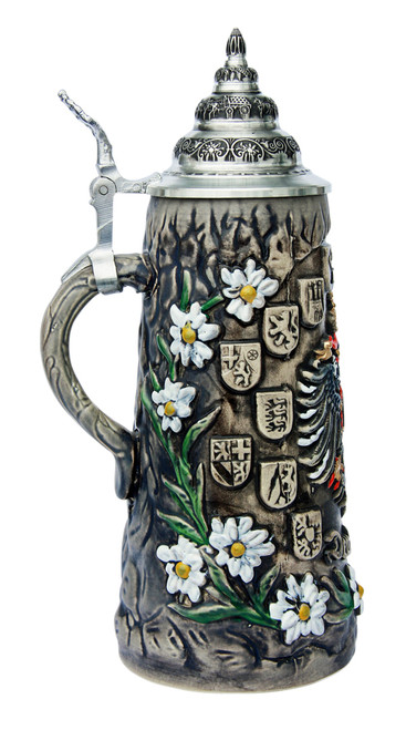 Deutschland Rock Grotto Beer Stein