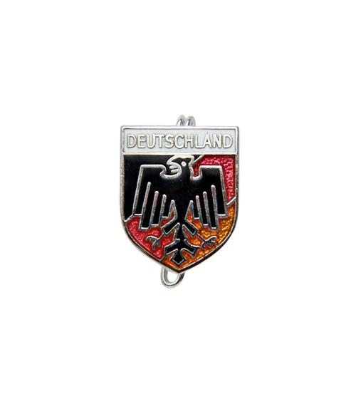 Deutschland Shield German Hat Pin