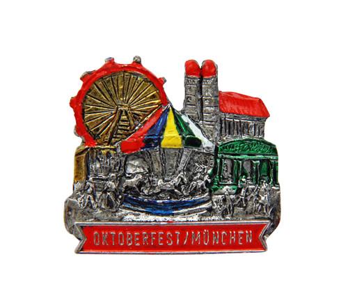 Oktoberfest in Munich German Hat Pin