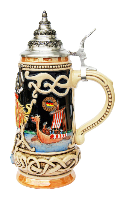 Viking Beer Stein