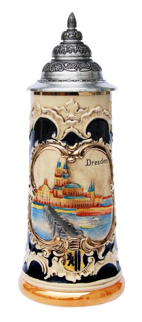 Historical Dresden Beer Stein
