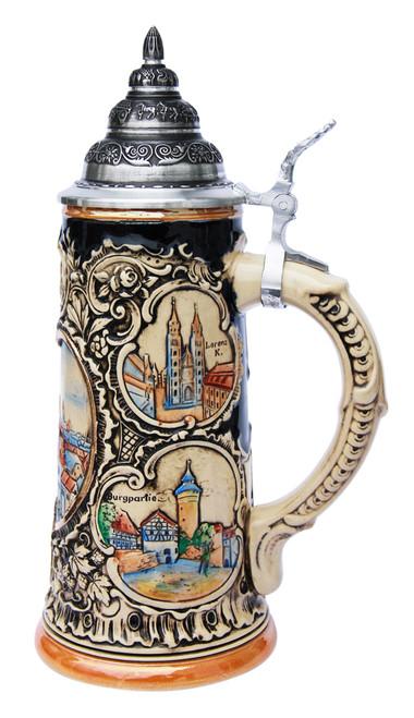 Historical Nuernberg Beer Stein