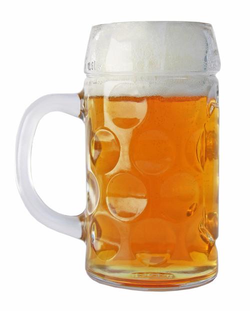 DAD Oktoberfest Glass Beer Mug 0.5 Liter