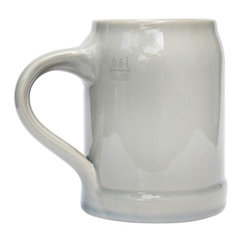 Nuernberg Stoneware Beer Mug 0.5 Liter