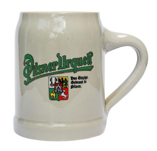 1pcs Collector/'s Glasses Beer Mug Pilsner Urquell 0,5l Rony Plesl Czech Republic