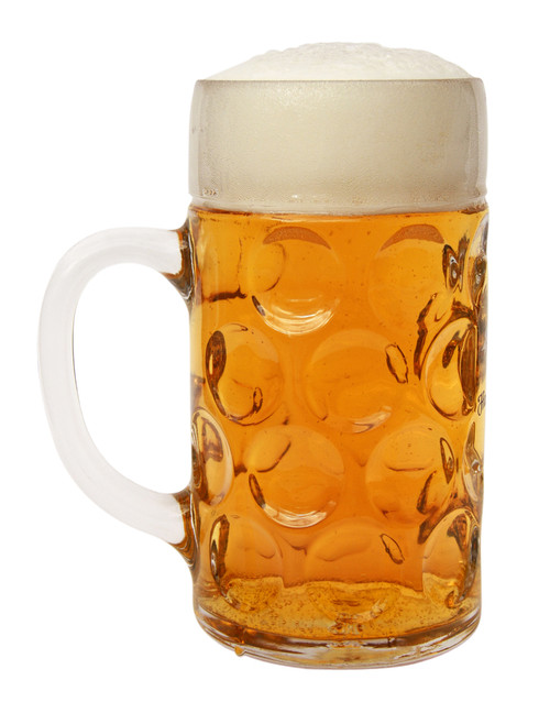 Oktoberfest Beer Glass Hacker Pschorr