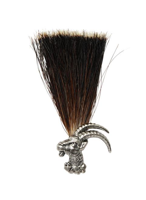 Goat Gamsbart German Hat Pin