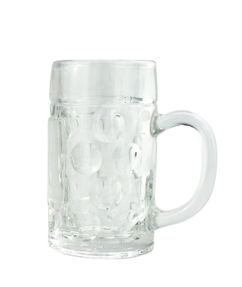 German Shot Glass with Handle