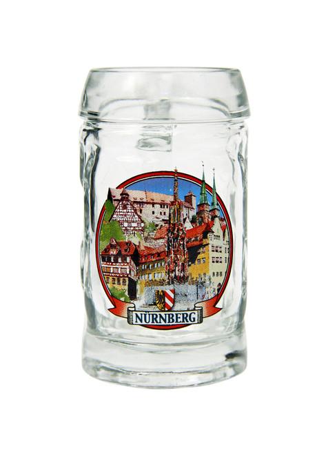 Nuernberg Beer Mug Shot Glass