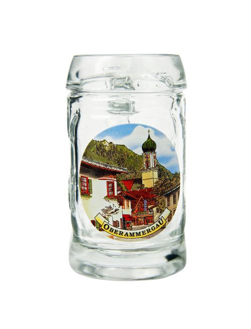 Oberammergau Beer Mug Shot Glass
