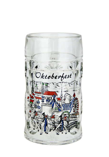Oktoberfest Beer Mug Shot Glass