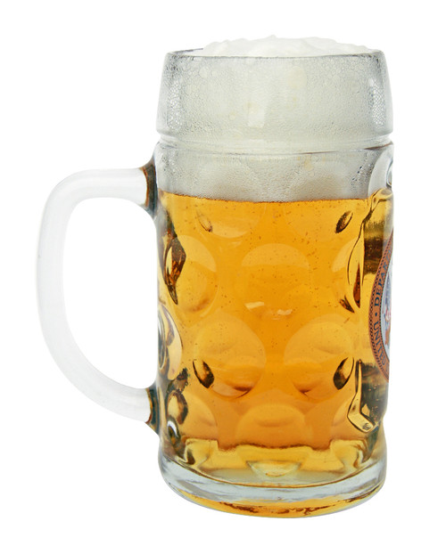 Authentic 0.5 Liter German Beer Mug with US Army Seal