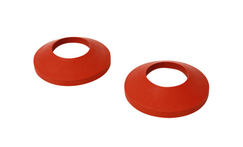 2 Replacement Flip Top Gasket Seals for Growlers
