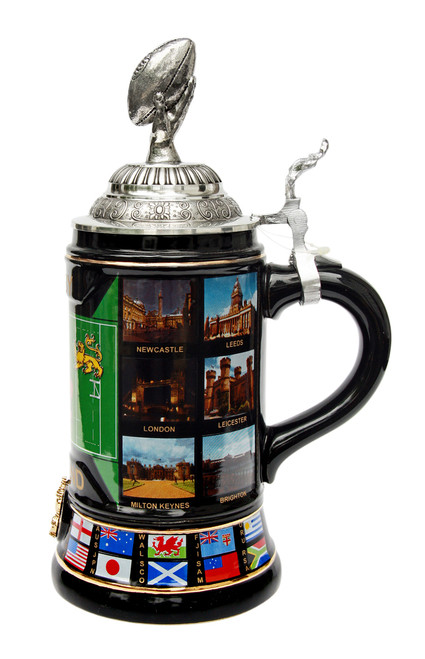 2015 England Rugby World Cup Beer Stein