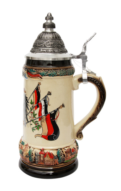 Germany Coat of Arms Deutschland Beer Stein