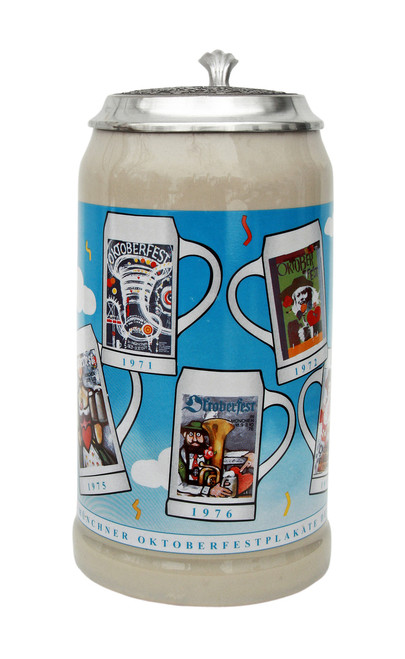 Souvenir for 1970s Oktoberfest Party Mug