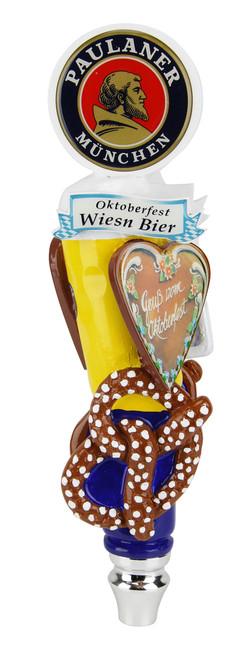 Paulaner Oktoberfest Wiesn Bier Tap Handle