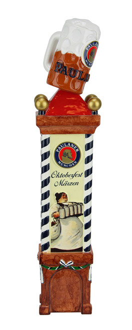 Paulaner Oktoberfest Marzen Beer Tap Handle