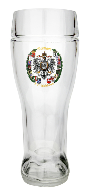 Personalized Beer Boot 1L with Custom Logo
