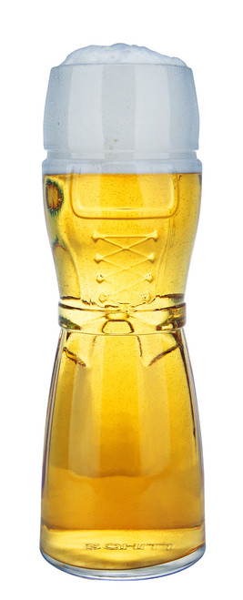 0.5 Liter Authentic German Beer Glass