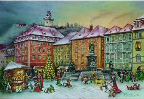 Graz Austria Christmas Market German Advent Calendar