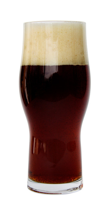16 oz Craft Beer Glass  with Thin Rim & Tulip Shape
