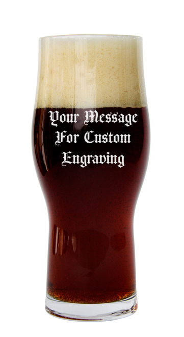 Personalized Rastal Craft Master Two Craft Beer Glass