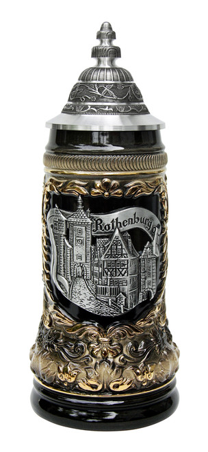 Rothenburg Beer Stein