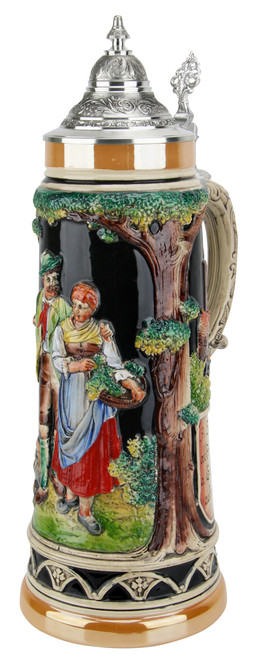Hunters Joy Traditional Style 2 Liter Beer Stein