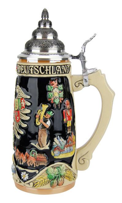 Deutschland Legacy Beer Stein