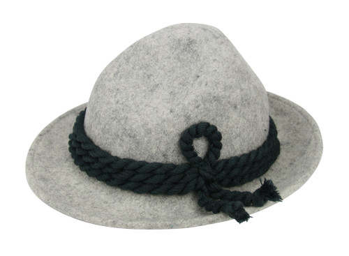 German Hiking Hat Light Gray