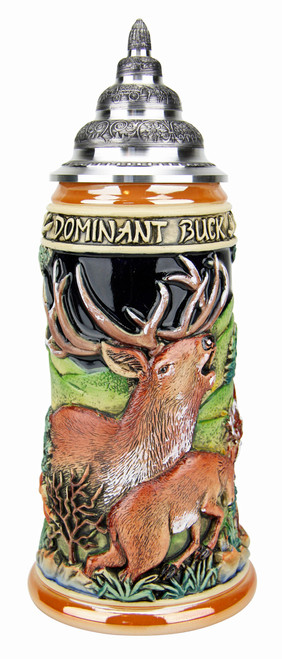 Dominant Buck Beer Stein