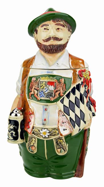 Bavarian Patriot 3D German Beer Stein