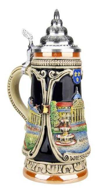 Wiesbaden Beer Stein