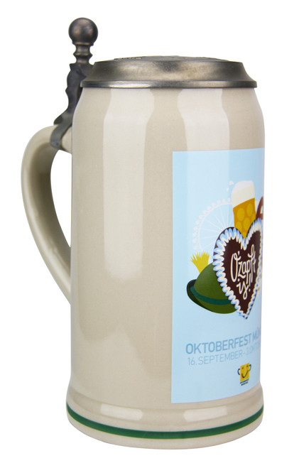 Munich 2017 Official Oktoberfest Beer Stein