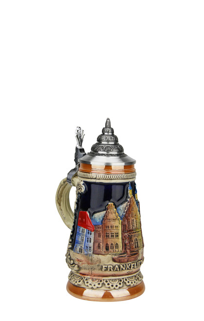 Mini Hand-Painted German Beer Stein