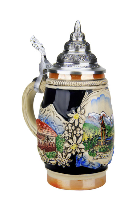 Mini German Beer Stein of Radstadt, Austria