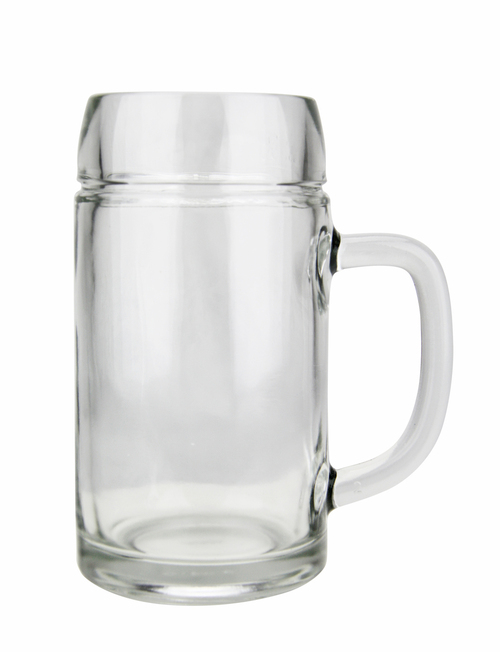 .5L Styria Smooth Body Oktoberfest Glass Beer Mug, Empty