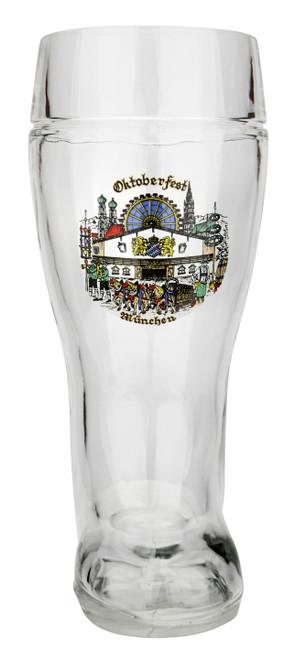 Personalized 1 Liter Oktoberfest Beer Boot